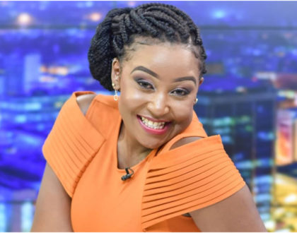 The resemblance is uncanny! Betty Kyallo's shares gorgeous snaps with lookalike grandma (Photos)