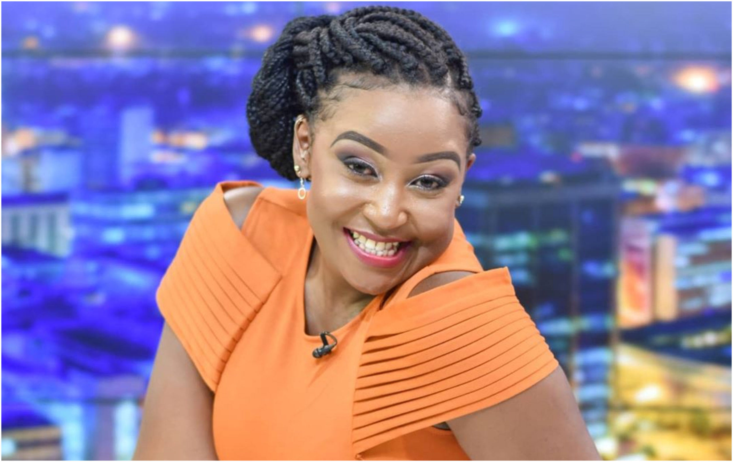 Betty Kyallo responds to wedding speculations after gorgeous video of her singing to her better half emerges