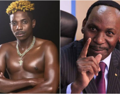 """In a few years, you will be ashamed of your actions,"" Ezekiel Mutua cautions Eric Omondi"