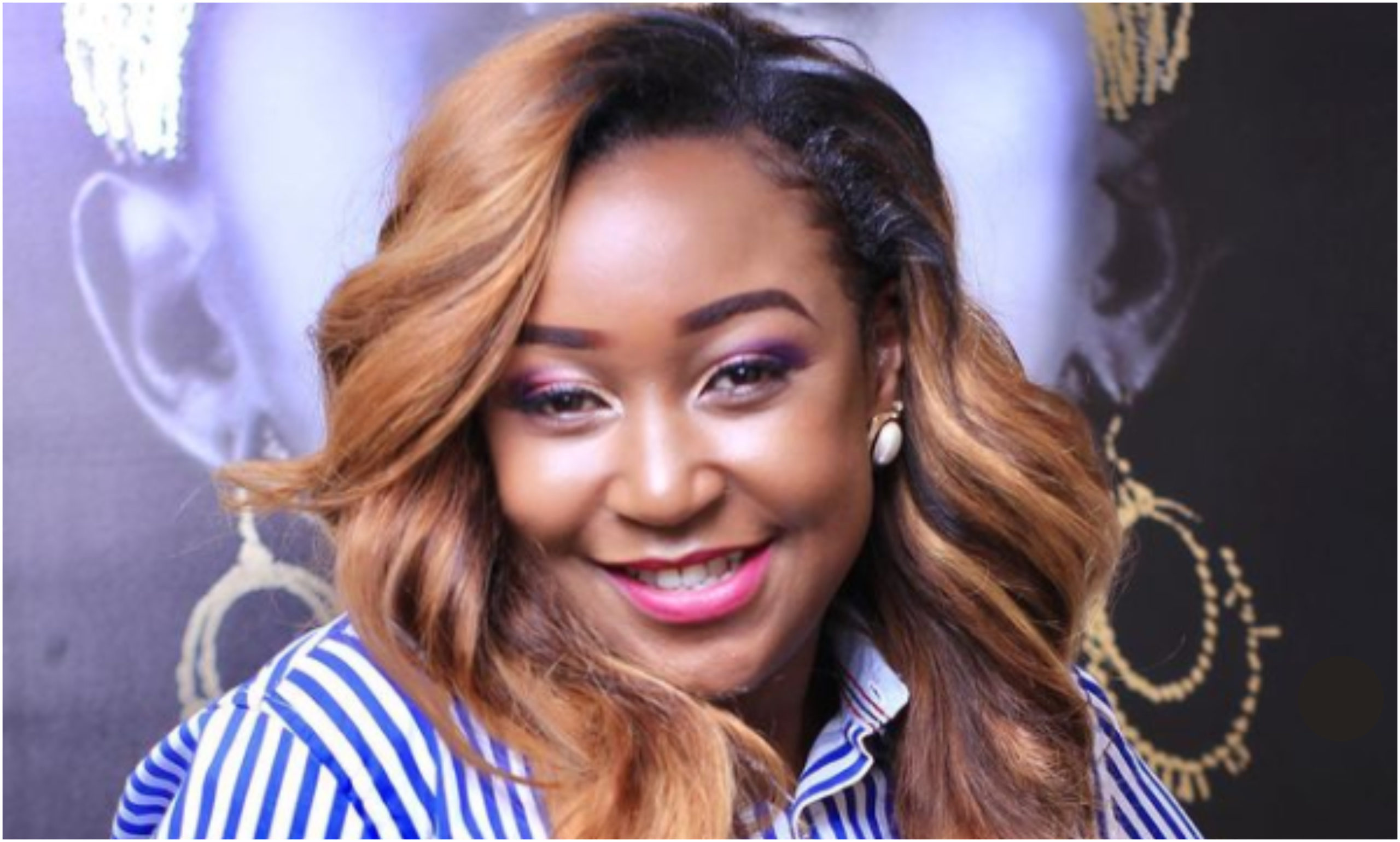 """I always felt intimidated and like I wasn't good enough,"" Betty Kyallo opens up (Video)"