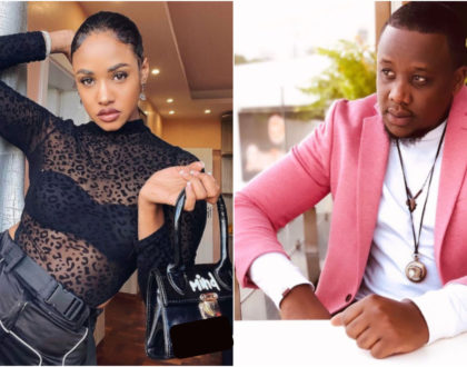 Tanasha Donna's manager Castro finally speaks after silently partying ways with the singer