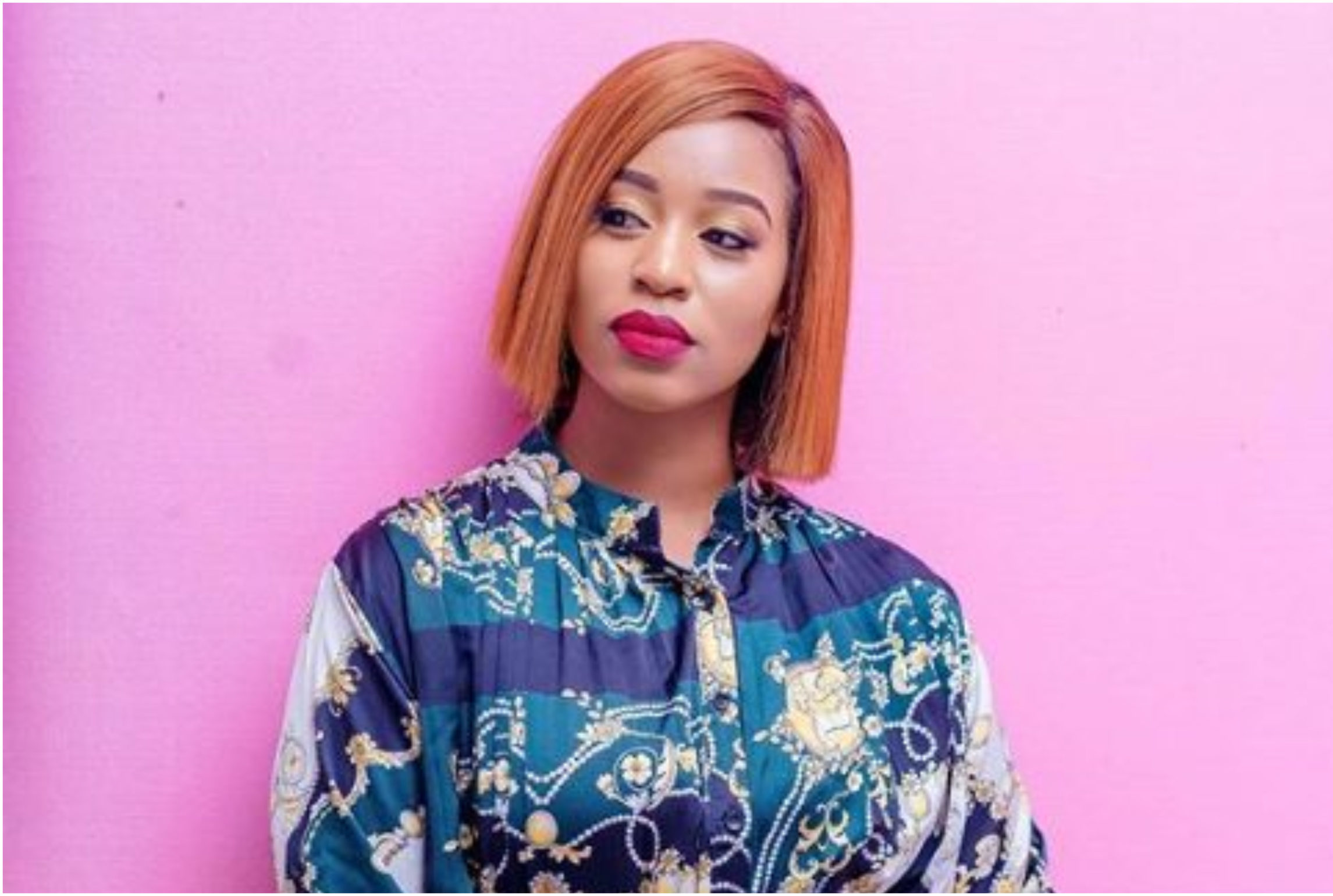 """My ex told me to my face that his side chick is pregnant for him,"" Diana Marua opens up on fully financing a guy who turned ungrateful"