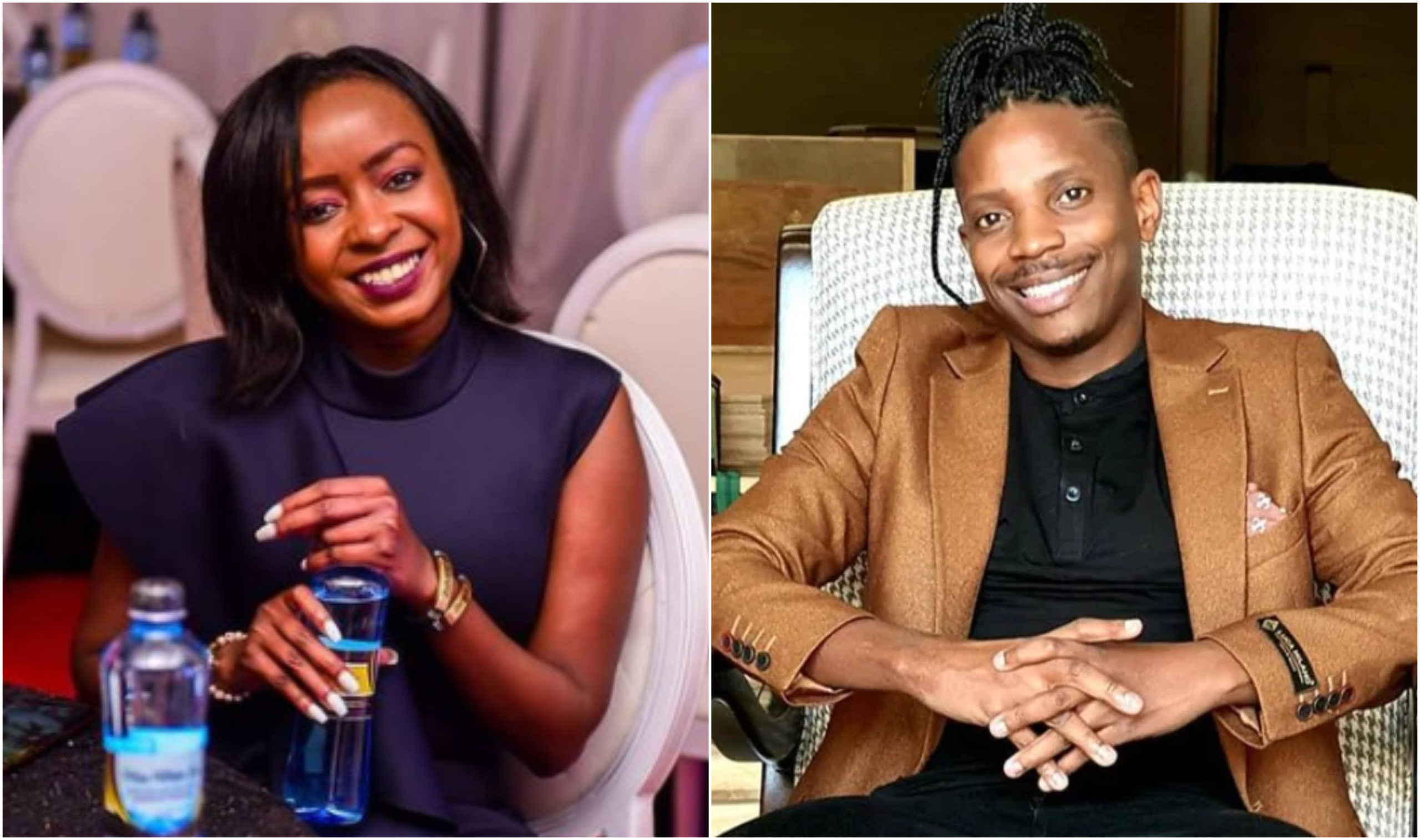 """Eric Omondi recently approached me and hinted we can get back together,"" Jacque Maribe spills (Video)"