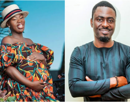 """""""I miss your late father so much,"""" Ruth Matete painfully admits as baby Toluwa turns 1 month old"""