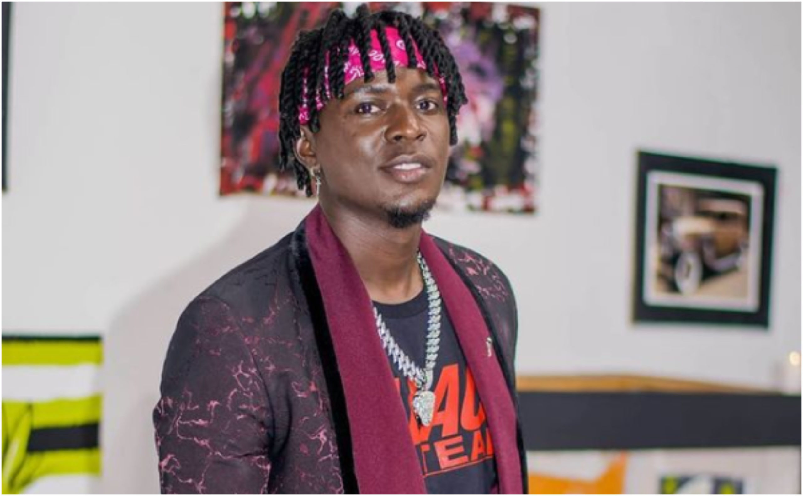 At some point Willy Paul needs to take responsibility of his baby making