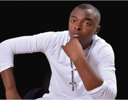 """""""Why I always dreamt of marrying an old Mzungu woman,"""" Ringtone Apoko comes clean"""