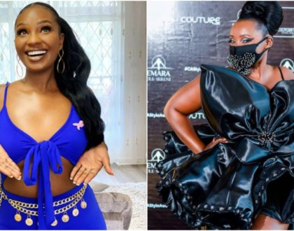 Kate Actress and Maureen Waititu among top female personalities who bagged the coveted Couture Africa Style Awards 2020