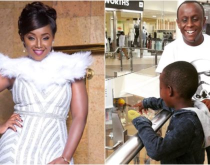 """How Phil Karanja earned the title 'dad' from my teenage son,"" Kate actress opens up"