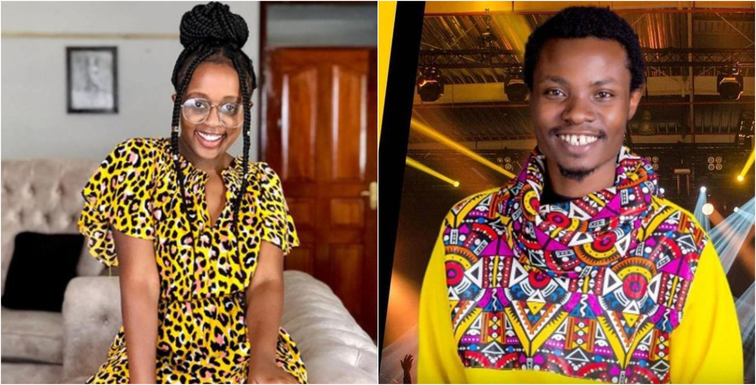 Popular comedian Henry Desagu talks dating Nadia Mukami