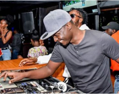 Top Kenyan DJ cries for help after being forcefully evicted from his house over rent arrears (Video)