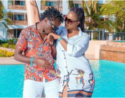 """""""Proud to be under your authority and ready to submit to you,"""" Diana Marua sweetly gushes over husband in open love letter"""