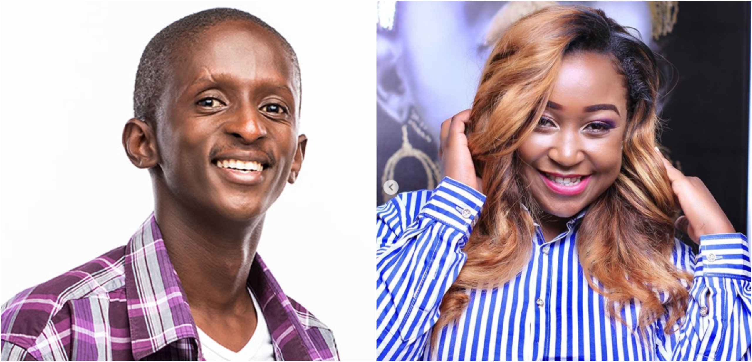 Comedian Njugush and Betty Kyallo listed among 100 most influential young Africans of 2020