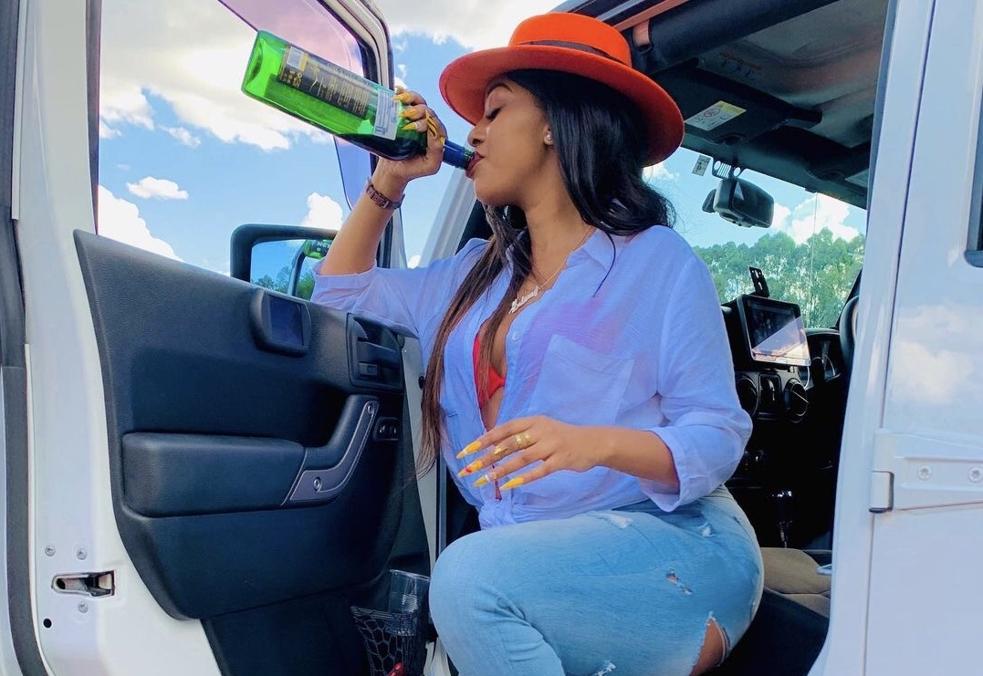Ndio huyu! Tycoon believed to be sponsoring Amber Ray's posh lifestyle finally unveiled (Photos)