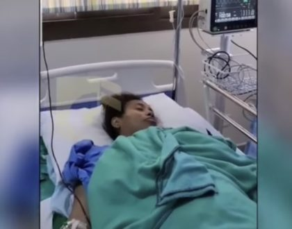 Abortion or miscarriage? Diamond Platnumz sister hospitalized following pregnancy complications (Video)