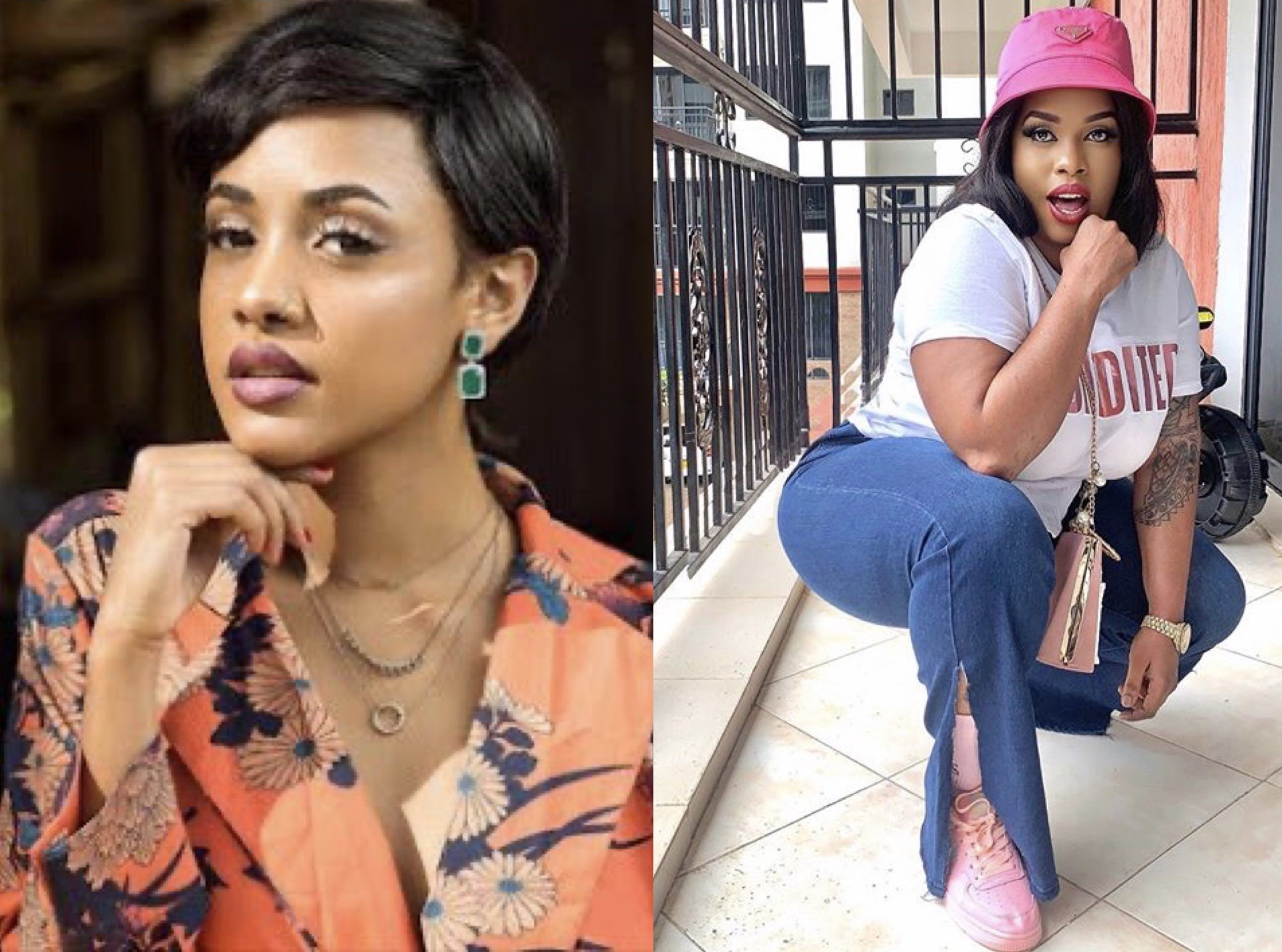 """""""All of a sudden she wrote cancelled online"""" Bridget Achieng explains why Tanasha Donna bailed on attending Nai Fest"""