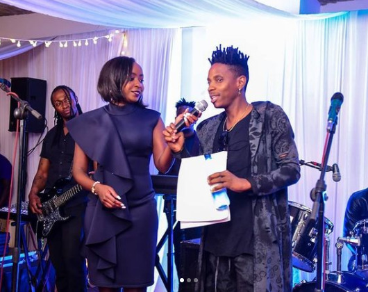 For Eric Omondi, reuniting with Jacque Maribe would be a big blunder