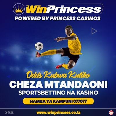 WinPrincess kampuni bora ya ubashiri mtandaoni