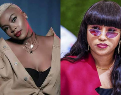 Queen Darleen comes clean about beef with step sister, Esma Platnumz (Video)