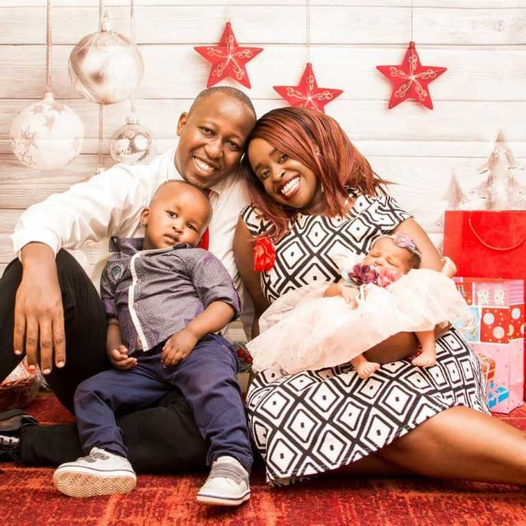 It's a baby boy! Popular media personality welcomes baby number 3 (Photo)