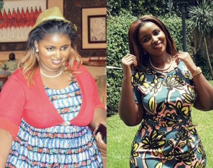Anerlisa Muigai comes clean about alleged liposuction cosmetic surgery