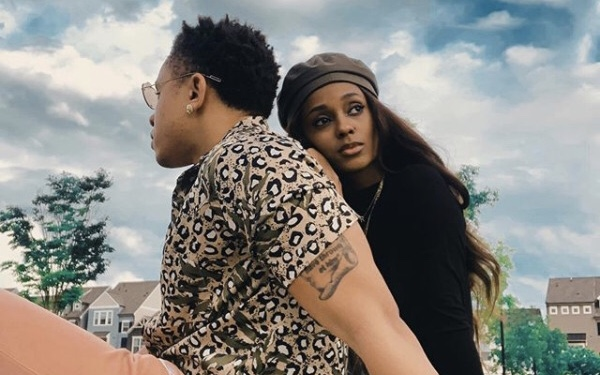 """""""My king I'm honored to be your eve in life"""" Vanessa Mdee pens beautiful message to American boyfriend, Rotimi"""