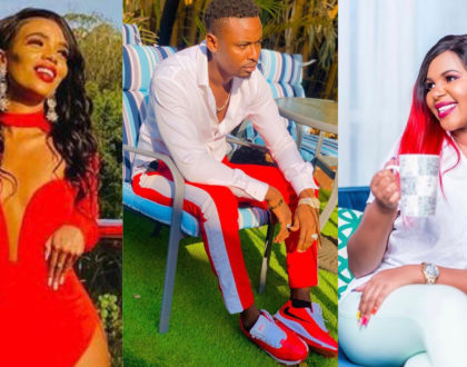 Size 8's former brother-in-law exposed for beating and cheating on ex girlfriend (photos)