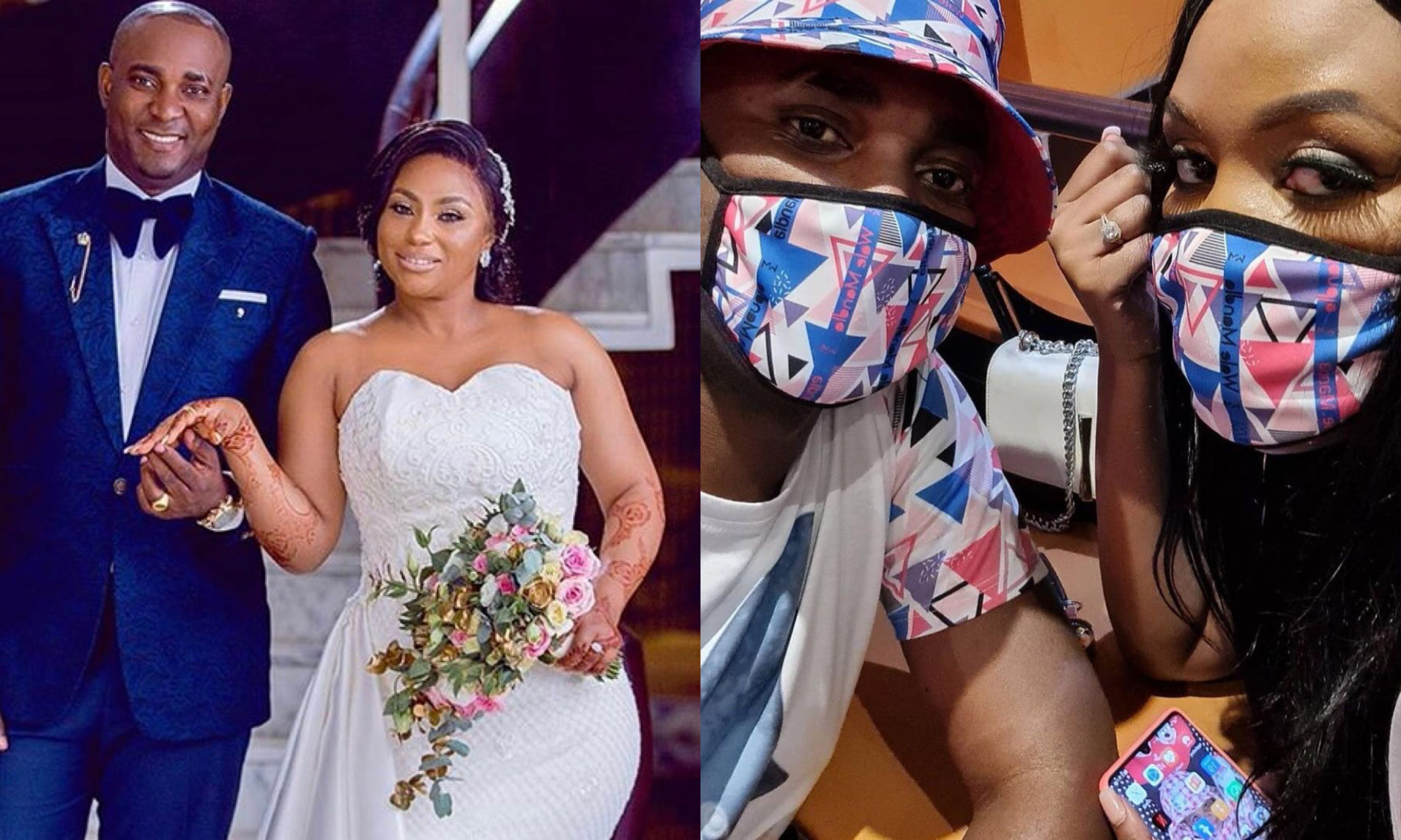 Wueh! Esma Platnumz ex-husband throwing shade after successfully reuniting with 1st wife