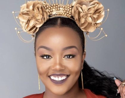 Body goals: Maureen Kunga owning new weight gain like a total boss babe (Photos)