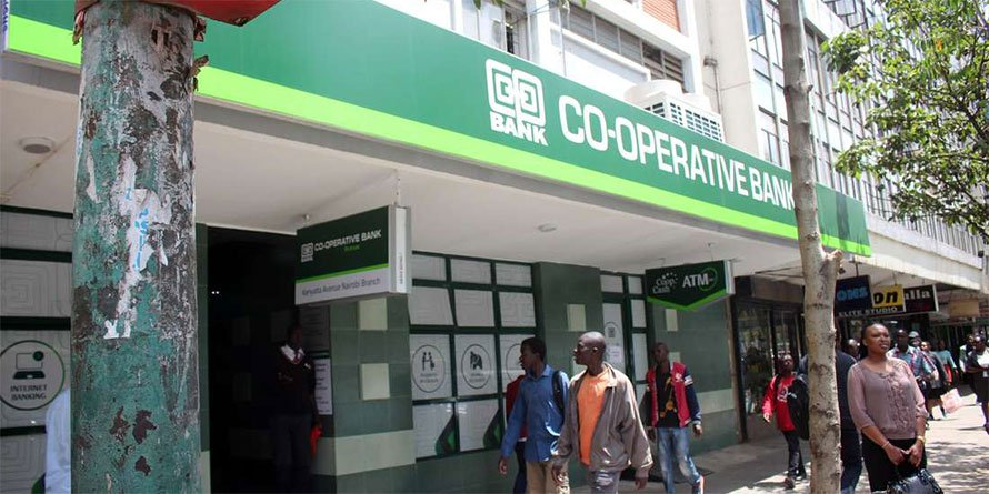 Co-op Bank launches paper-less end-to-end digital account opening as its named '2020 Bank of the Year in Kenya' by the Financial Times of London