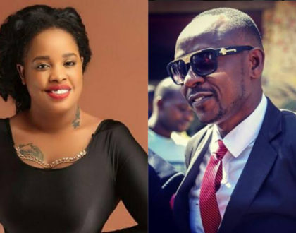 """You kiss your son with that filthy mouth?"" Fans defend Frasha after Bridget Achieng calls him out for 'clout chasing'"