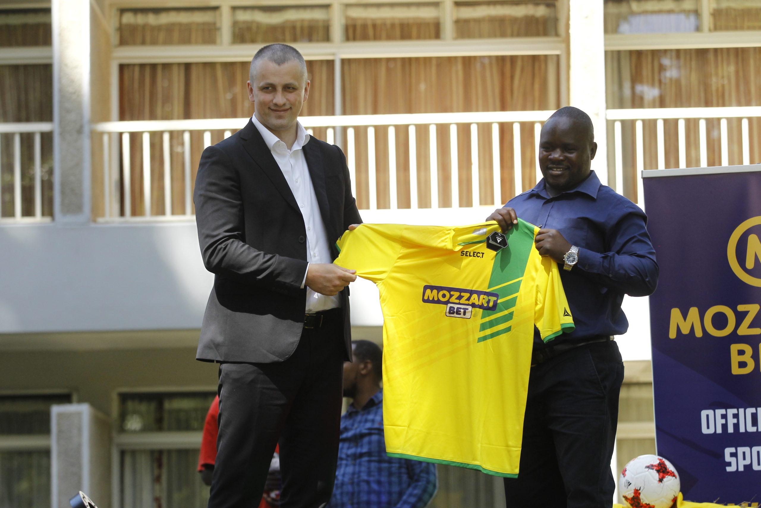Mozzartbet Kenya unveiled as new sponsors of Kakamega Homeboyz in Ksh 20 Million deal