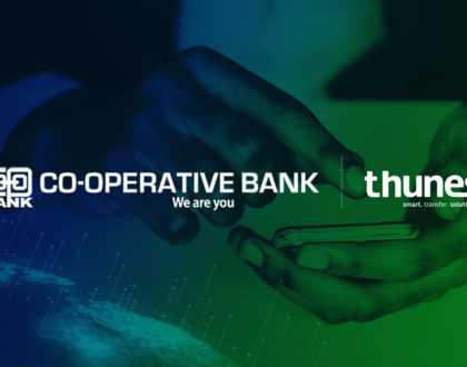 Co-op Bank partners with Thunes to rollout Co-opRemit - a new global money transfer solution