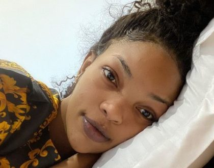 Wema Sepetu opens up about battling an illness that almost left her dead