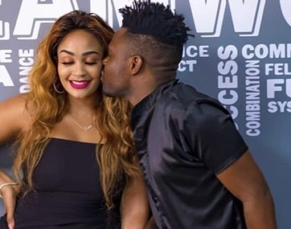 Zari and Diamond Platnumz family back to beefing after being called 'Fat'