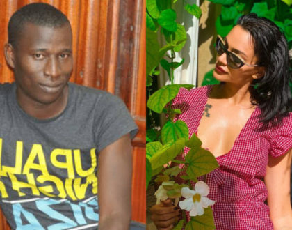 """""""You should thank me, I made you famous"""" Cyprian Nyakundi tells hot lady photographed with Omar Lali"""