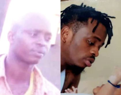 Wueh women! Mama Dangote unveils Diamond Platnumz biological dad (Photos)