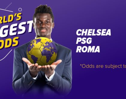 It's Super Sunday! Mozzart Betoffers the highest odds in the world on the major Sunday Clashes!