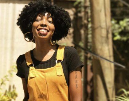 """I'm glad my mum left him"" Adele Onyango opens up about super abusive dad"