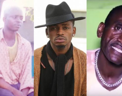 """Msitumie jina langu!"" Mzee Abdul strongly warns Diamond Platnumz and family! (Video)"