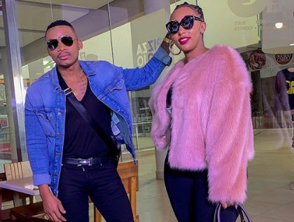 Amber Ray finally comes clean about romantic relationship with Otile Brown