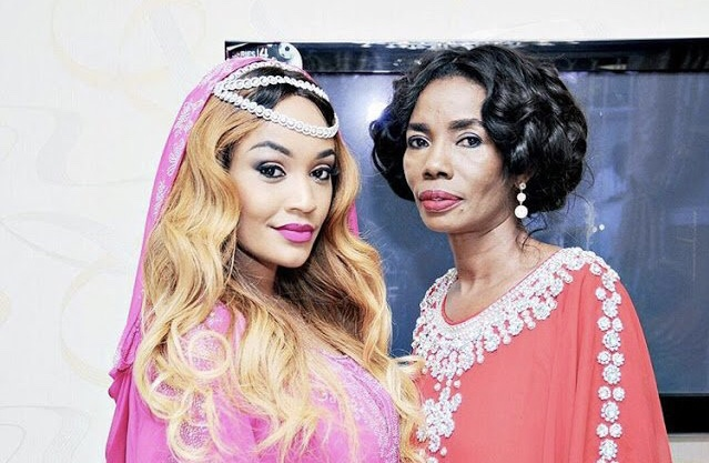 Zari joins Diamond Platnumz family in mocking Mzee Juma Abdul