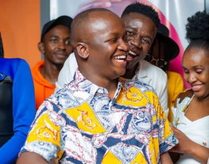Top celebrities throng VDJ Jones' lavish birthday party (Photos)