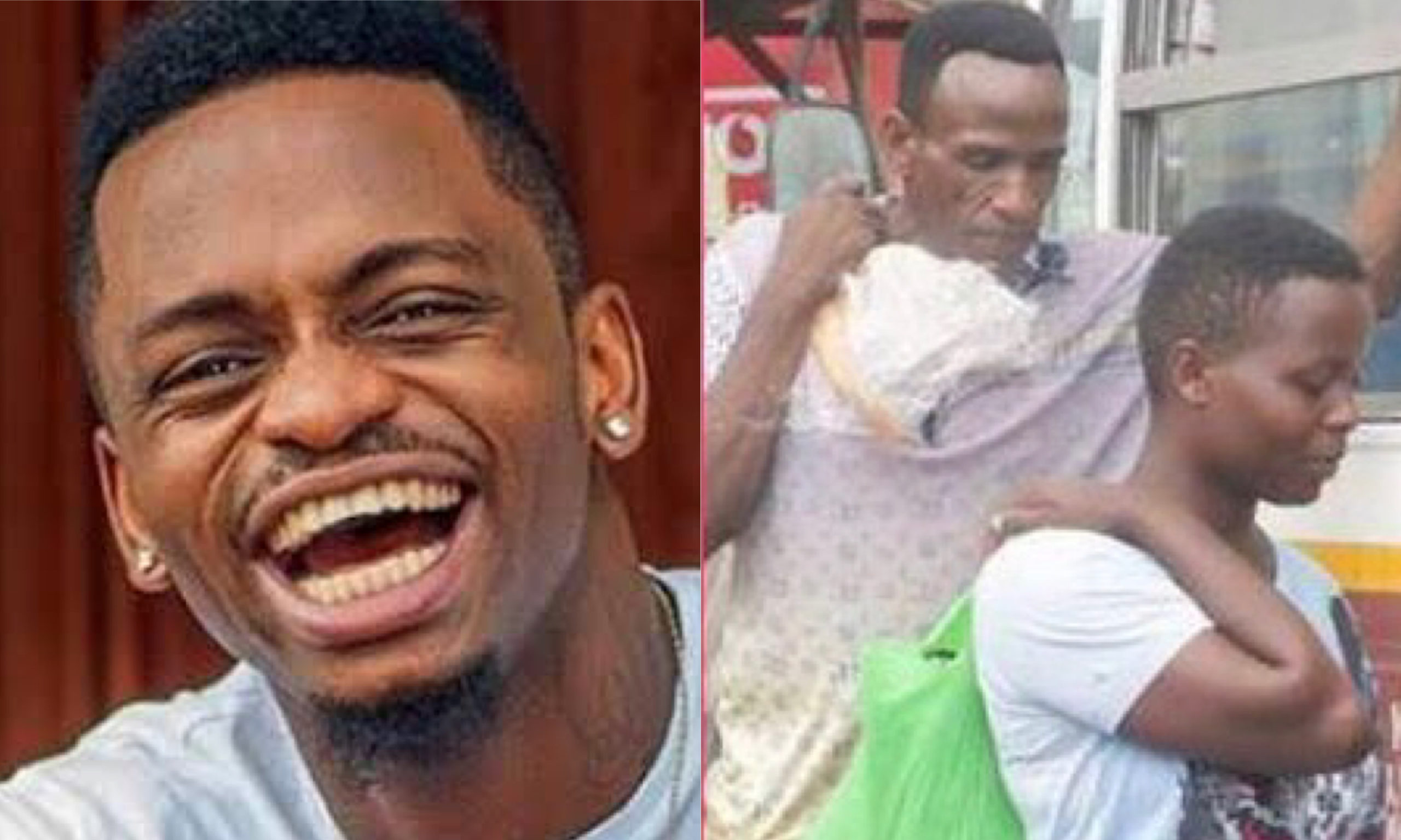 """He is not my father, but I love him"" Diamond Platnumz talks about Mzee Juma Abdul"