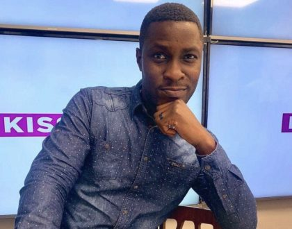 Kiss FM's Nick Ndeda calls it quits - after 9 years at Radio Africa