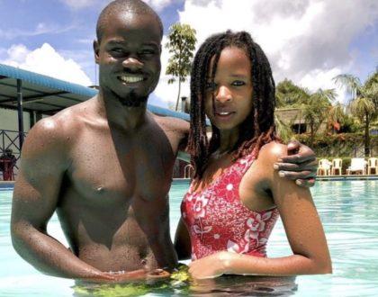 Comedian Mulamwah still holding on to ex girlfriend despite public breakup