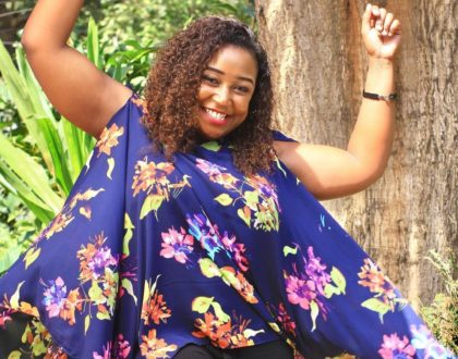Baby rabies: Betty Kyallo is aware she is running out of time