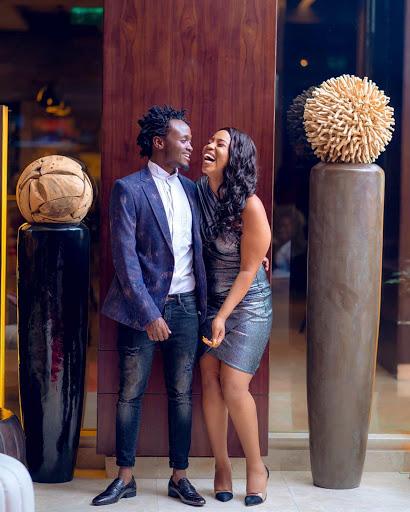 Wataachana Kweli? Diana Marua's Valentine Message To Lover Bahati Will Leave You In Awe