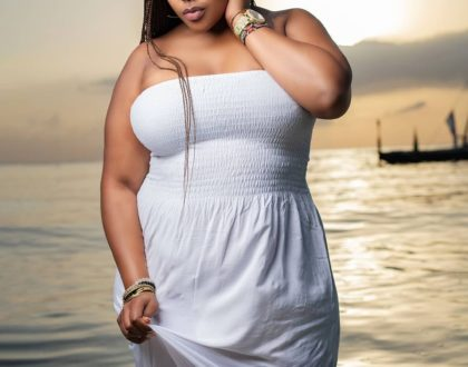 Kamene Goro reveals why she makes such a terrible girlfriend and partner