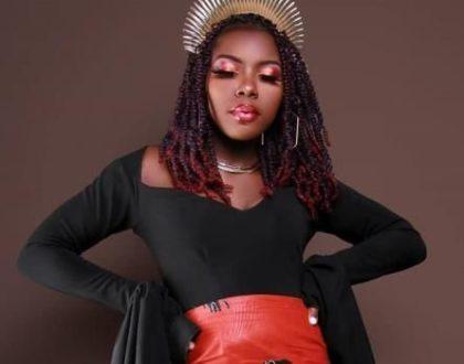 ''I Was Dumped-Niko Kwa Juala Ya Black Nangoja Kukua Recycled' Cartoon Actress Admits