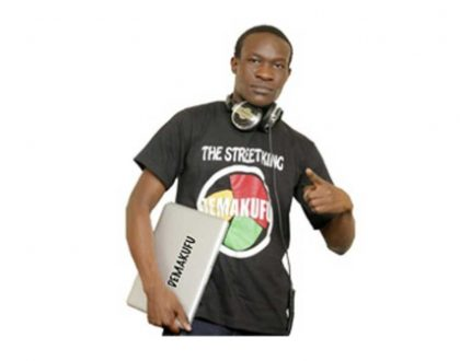 I Was Being Paid Ksh175 For A Sweeping Job- Dj Demakufu